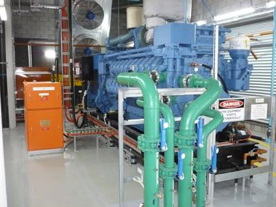 Macro Energy Contractors - Diesel Generator Installations